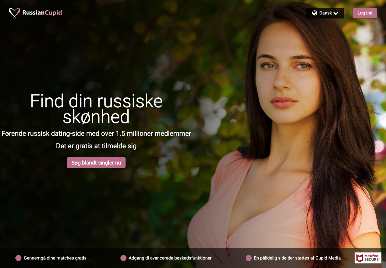 Russisk dating