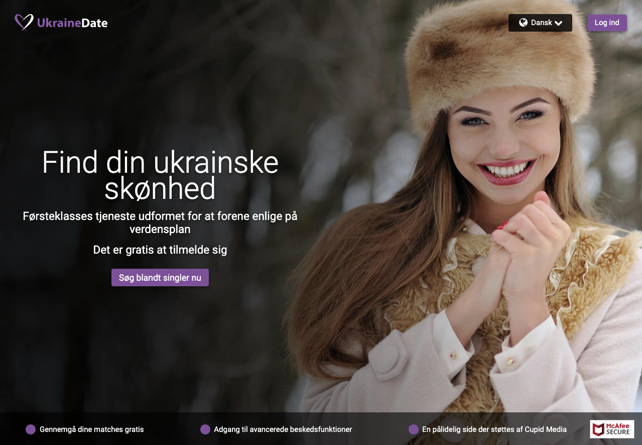 Online dating sites in denmark